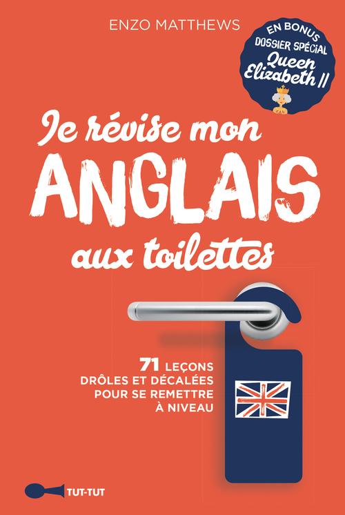 Je révise mon anglais aux toilettes