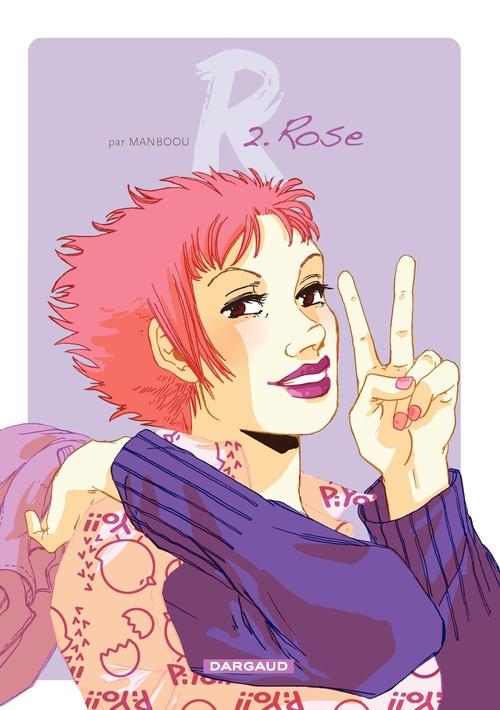 Manboou R - Tome 2 - Rose