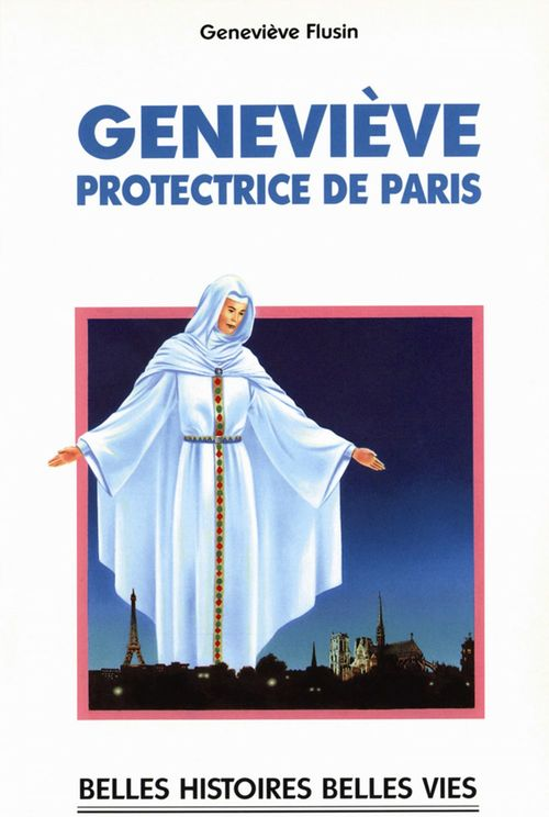 Geneviève Flusin Sainte Geneviève