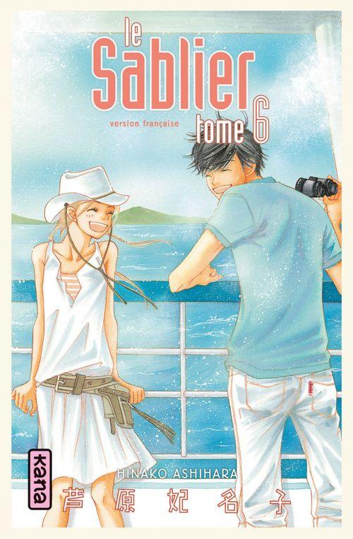 Hinako Ashihara Le Sablier - Tome 6 - Le Sablier T6