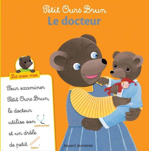 Marie Aubinais Petit Ours Brun, Lis avec moi