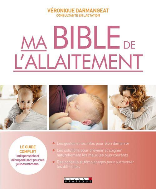 Véronique Darmangeat Ma bible de l'allaitement