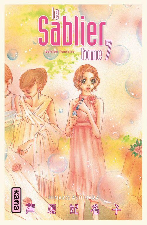 Hinako Ashihara Le Sablier - Tome 7 - Le Sablier T7
