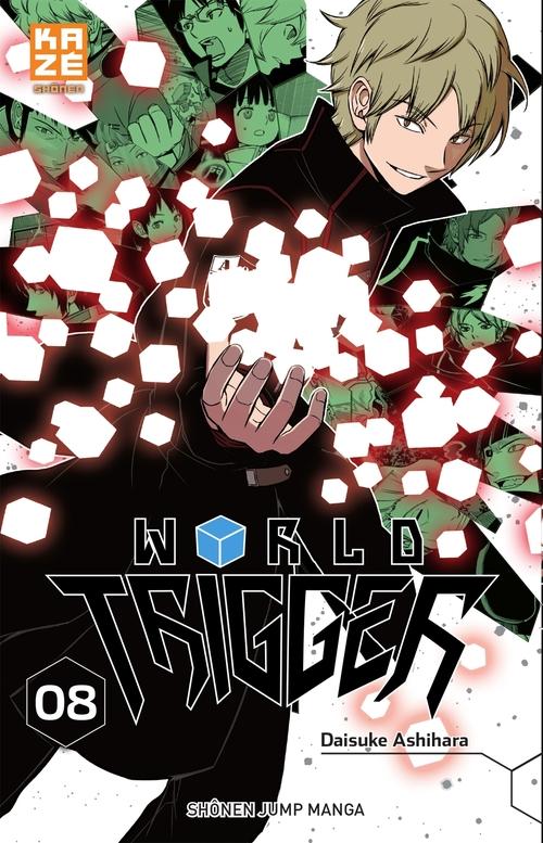 Ashihara Daisuke World Trigger - Tome 8 - tome 8