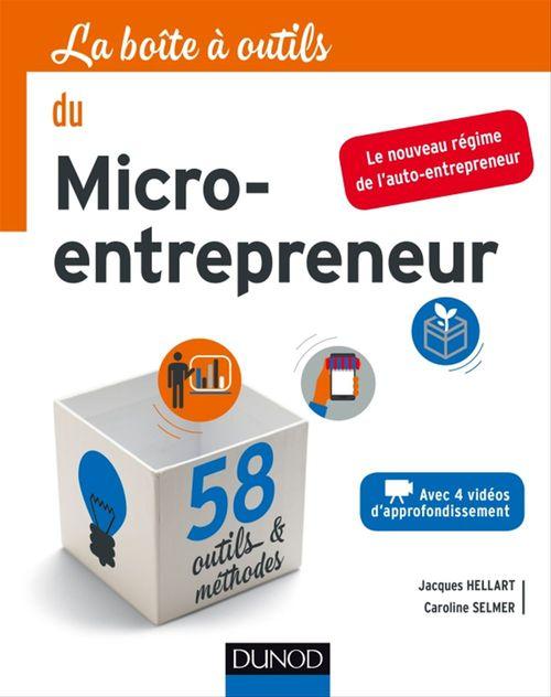 Caroline Selmer La Boîte à outils du Micro-entrepreneur