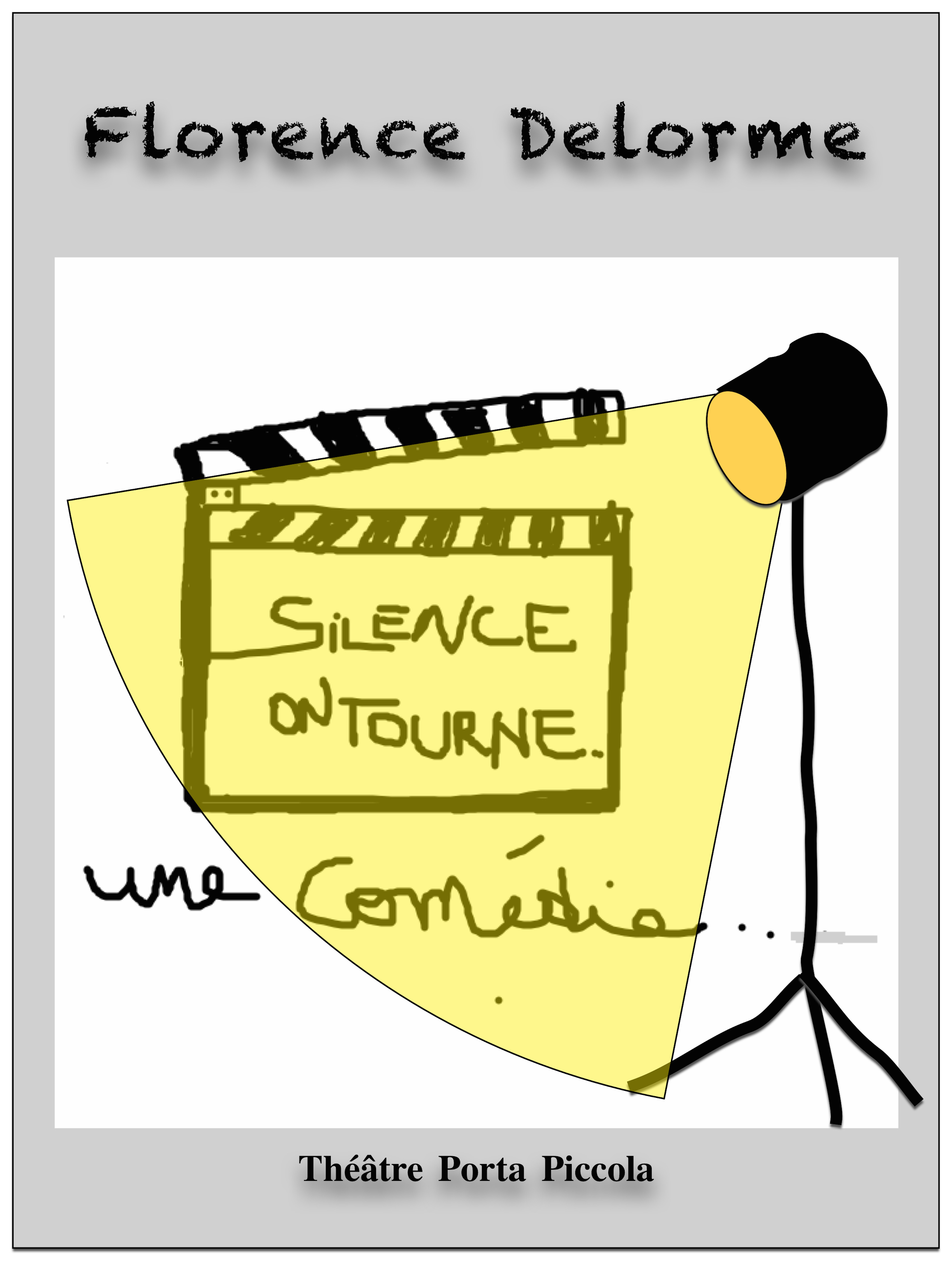 Florence Delorme Tournage
