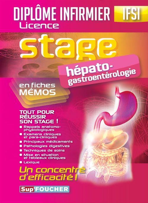André Le Texier Stage Hépato-gastroentérologie - DEI