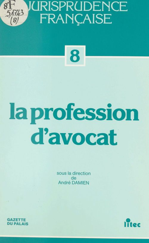 La profession d'avocat