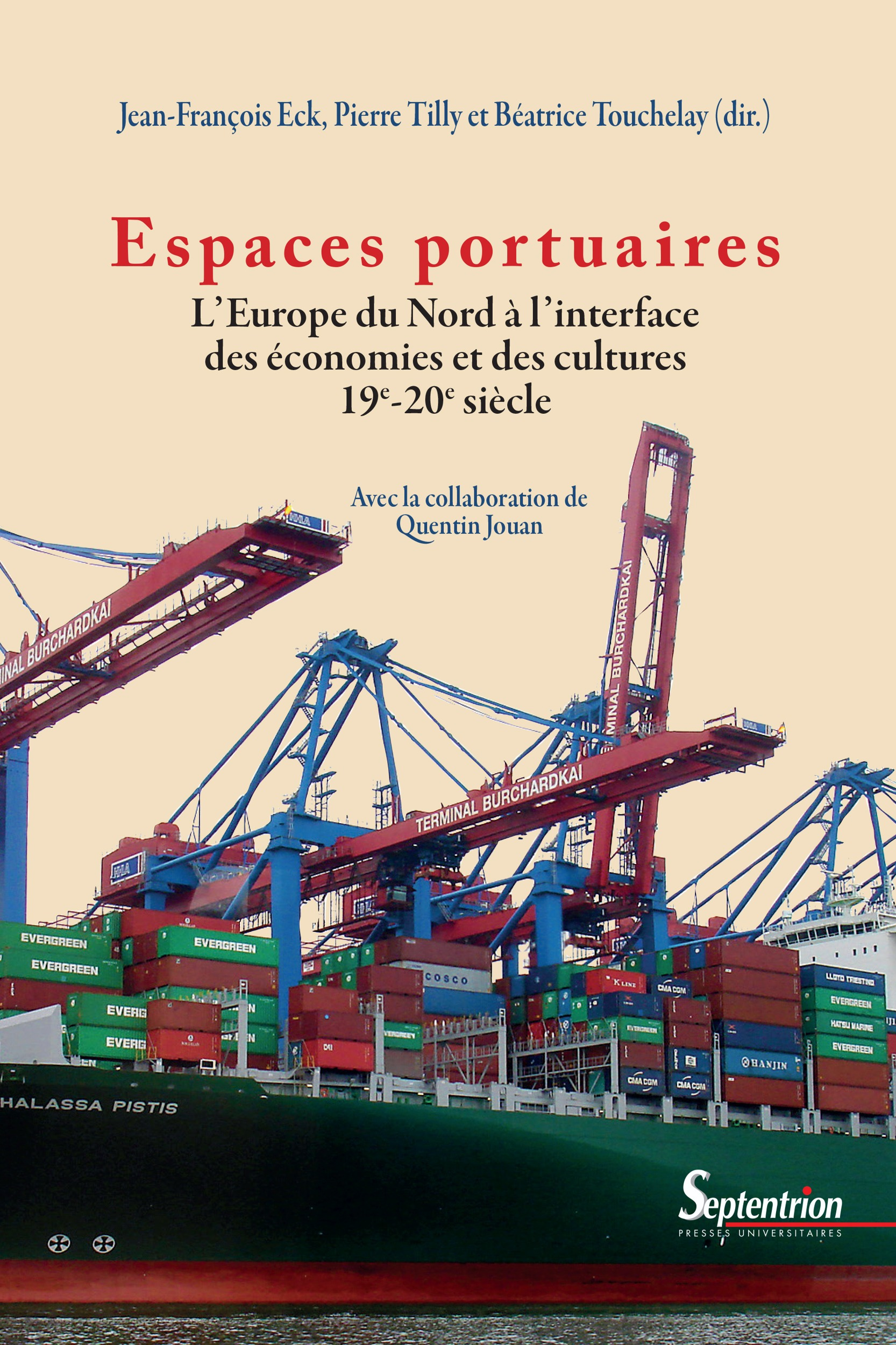 Espaces portuaires