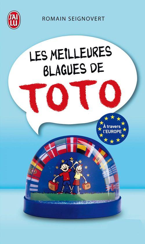 Romain Seignovert Les meilleures blagues de Toto