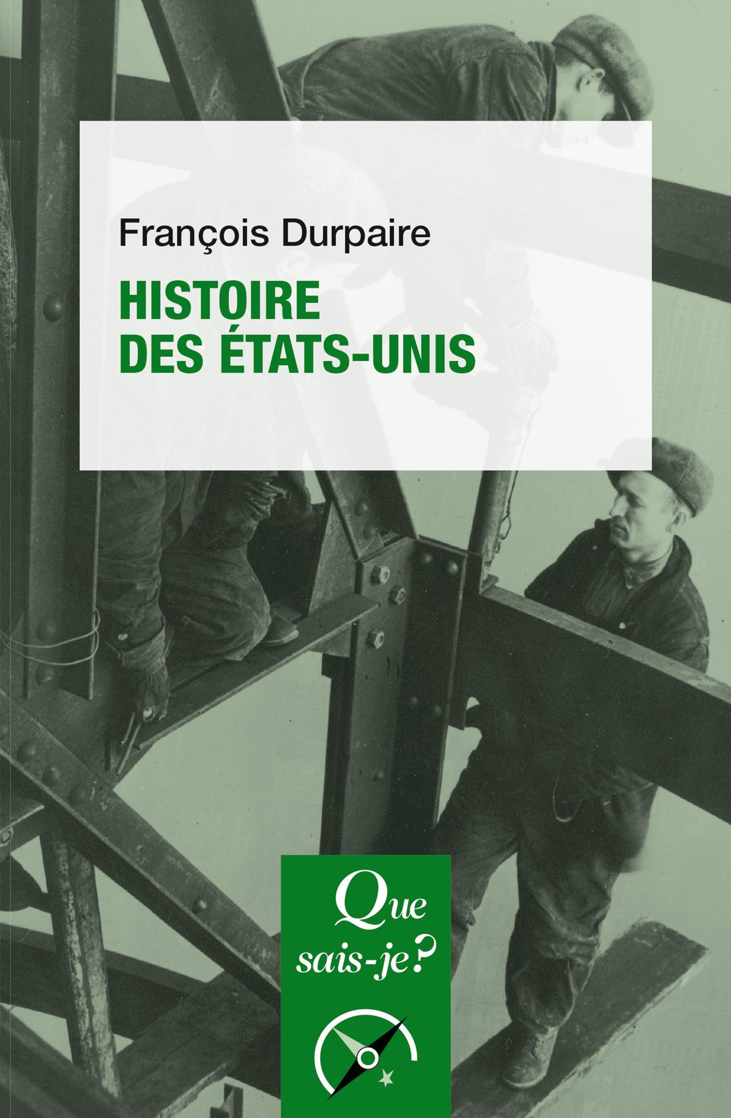 François Durpaire Histoire des États-Unis