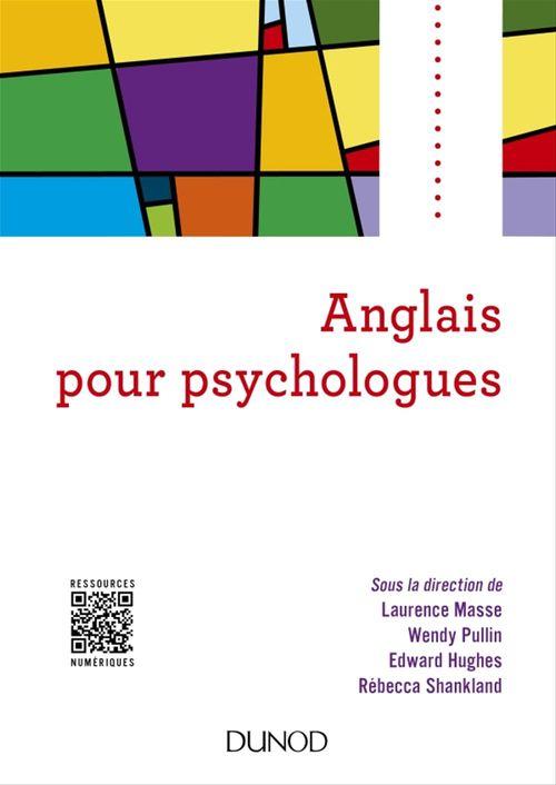 Rébecca Shankland Anglais pour psychologues