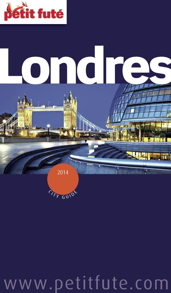 Collectif Petit Fute Londres (édition 2014)