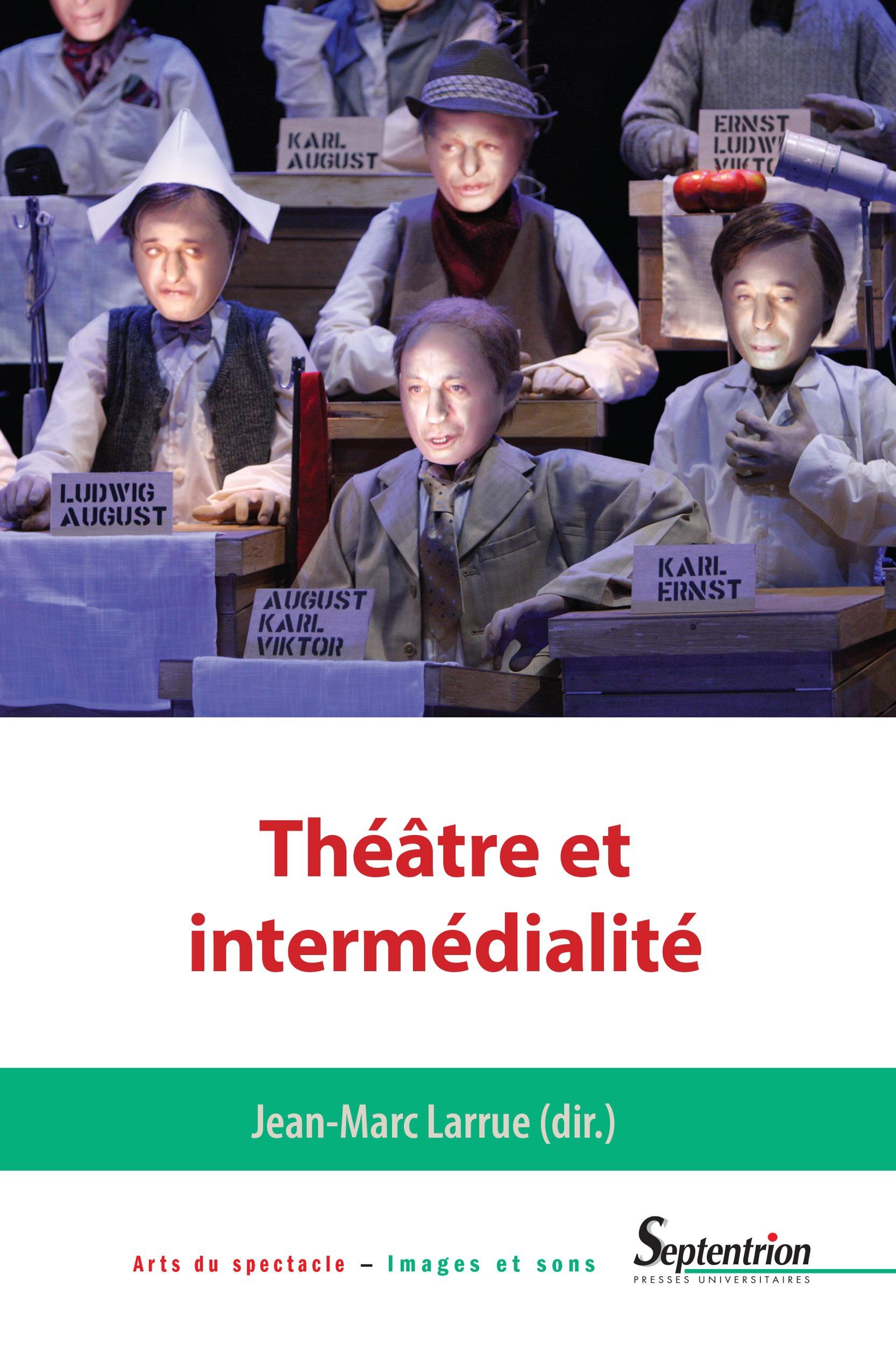 Théâtre et intermédialité