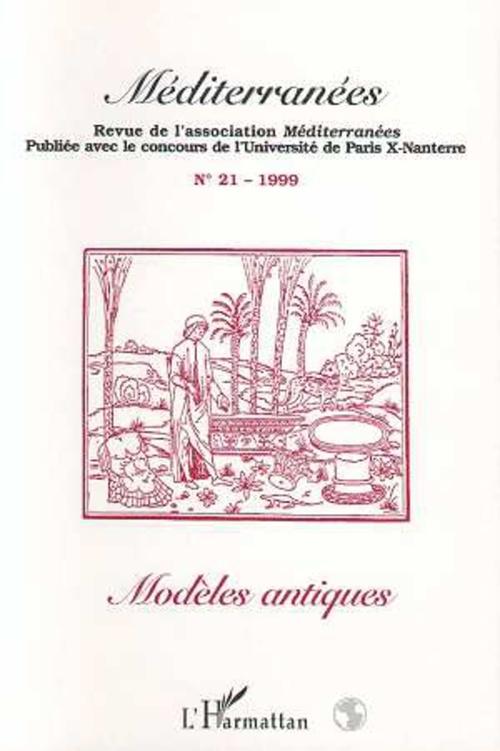 Revue de l'association mediterranees n.21 modeles antiques