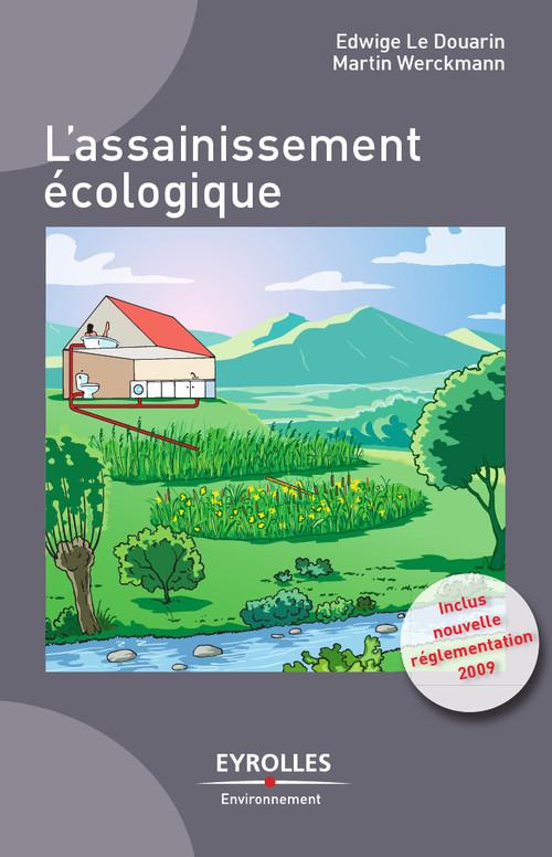 Edwige Le Douarin L'assainissement écologique