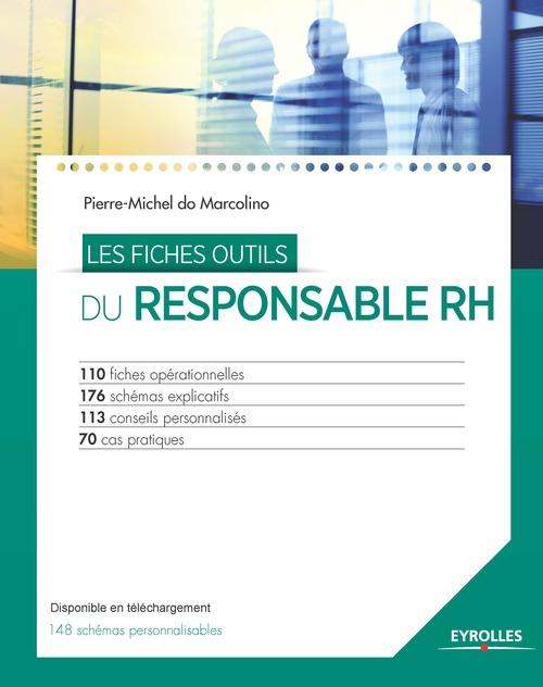 Pierre-Michel do Marcolino Les fiches outils du responsable RH