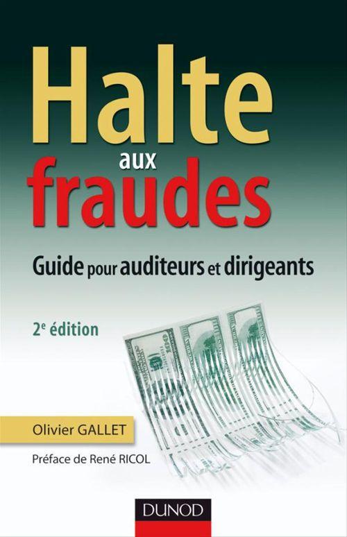 Halte aux fraudes - 2e édition