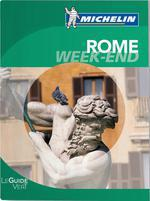 Rome Guide Vert Week-End Michelin  2012-2013