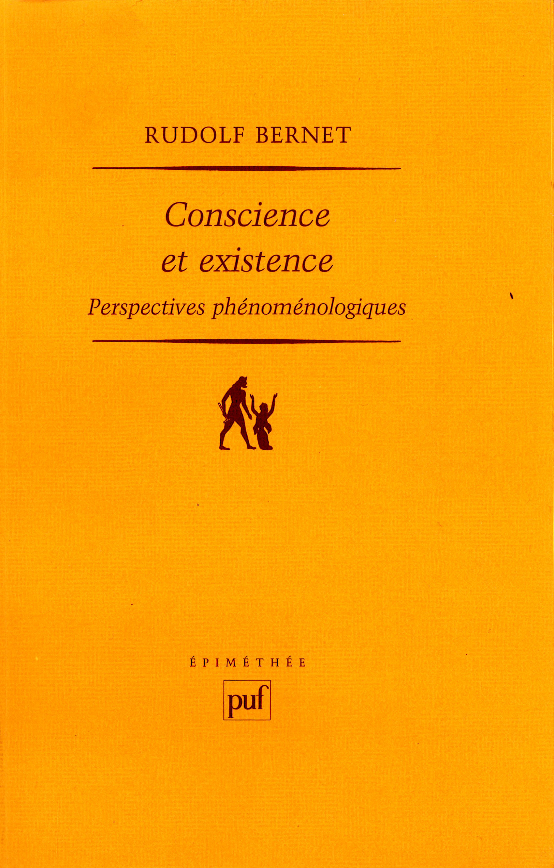 Rudolf Bernet Conscience et existence