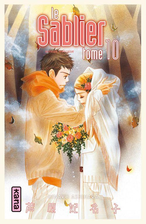 Hinako Ashihara Le Sablier - Tome 10 - Le Sablier T10
