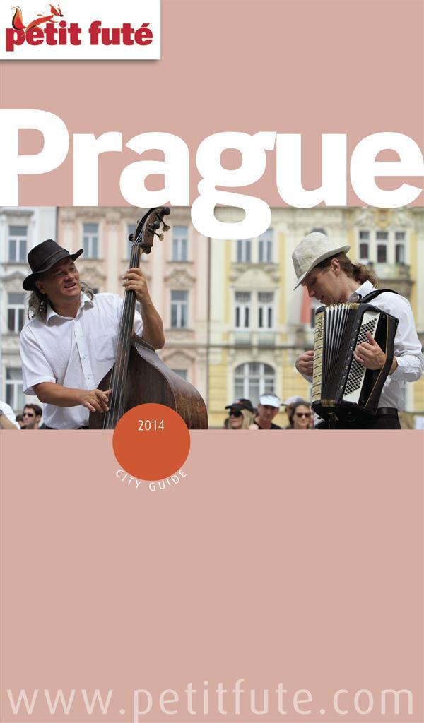 Collectif Petit Fute Prague (édition 2014)