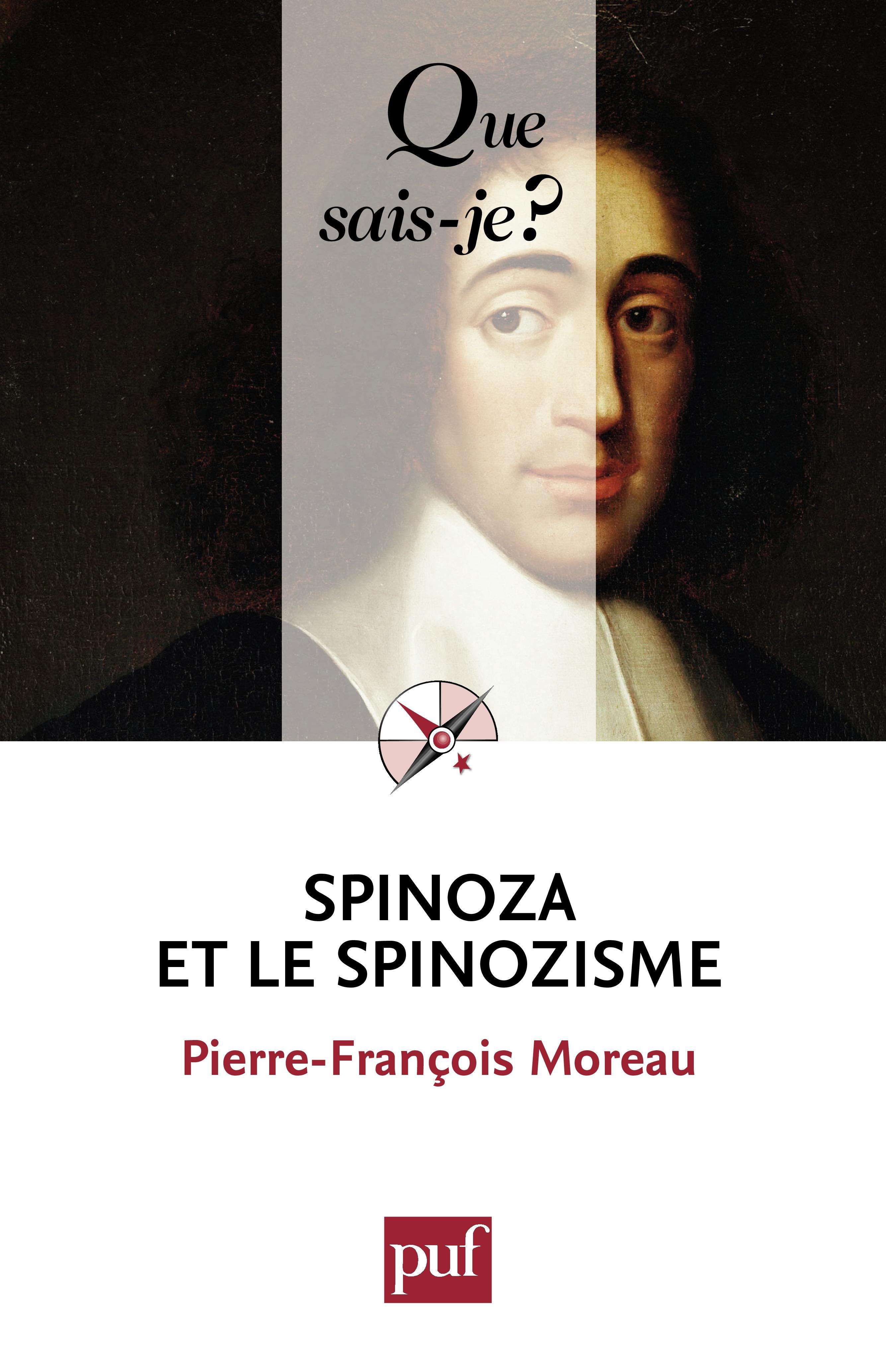 Pierre-François Moreau Spinoza et le spinozisme