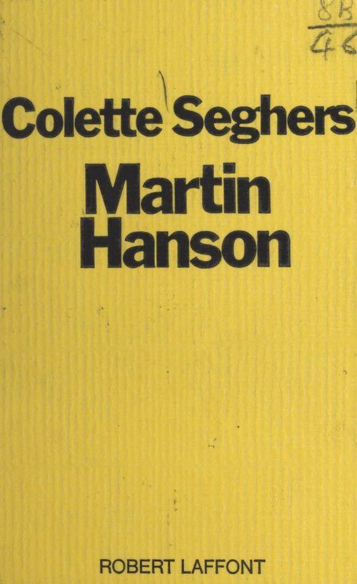 Martin Hanson