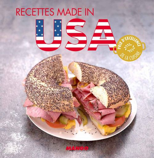 Marie-Laure Tombini Recettes made in USA