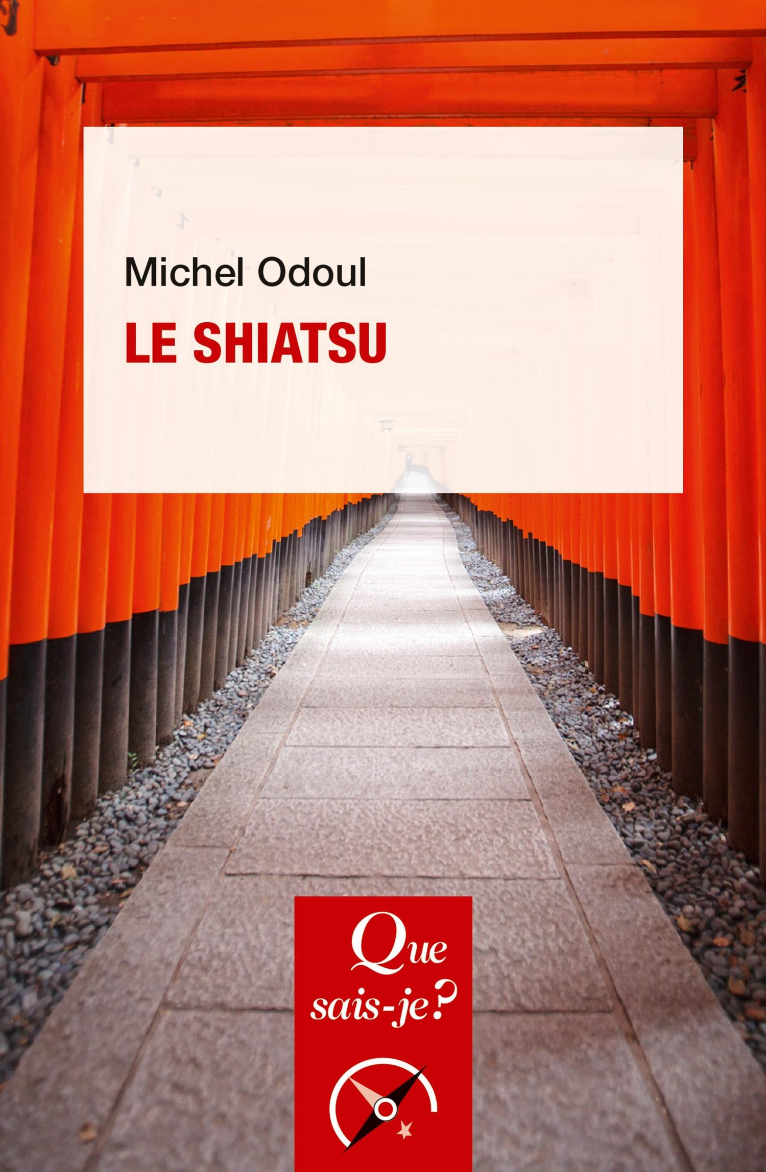 Michel Odoul Le shiatsu