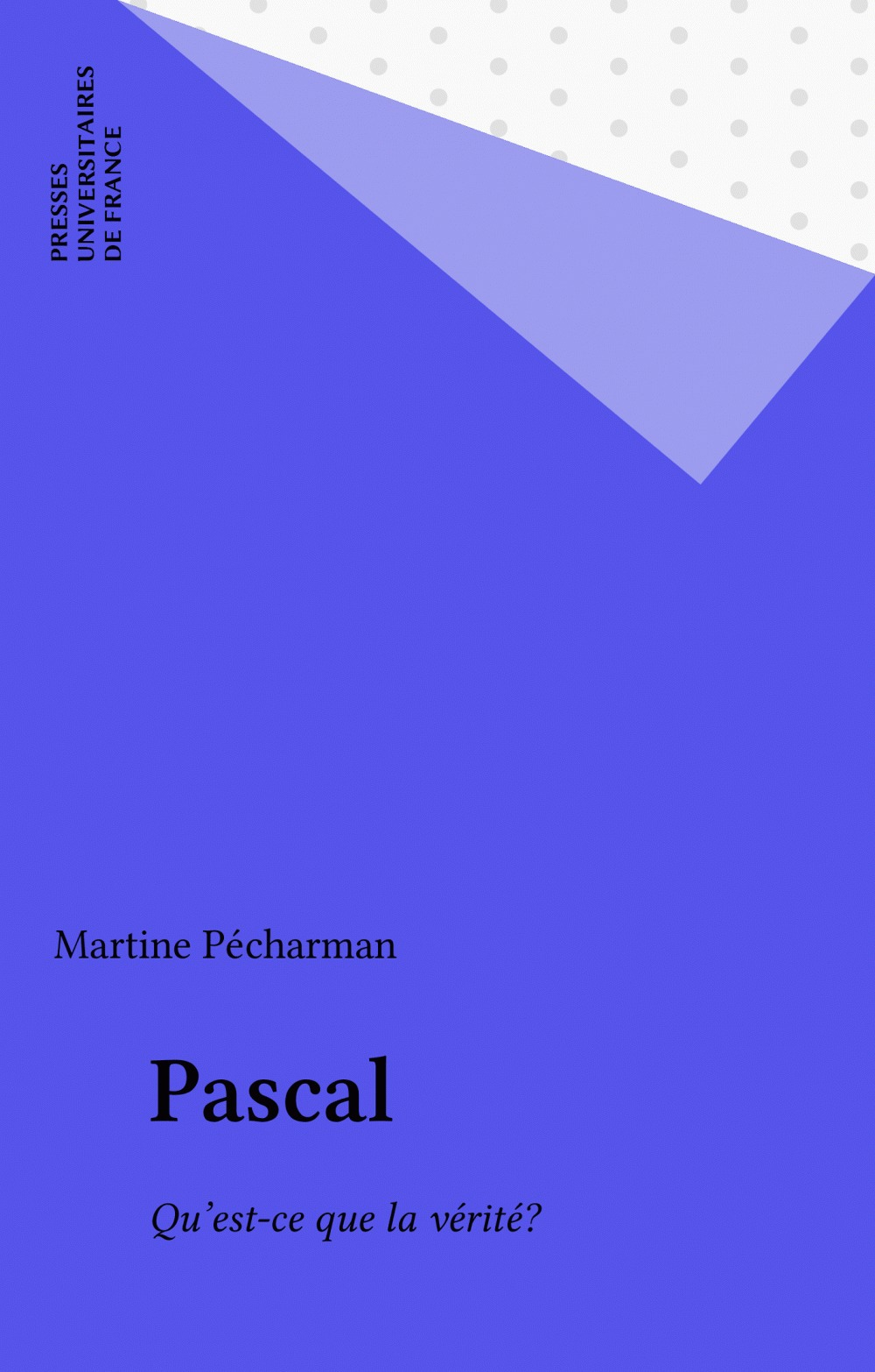 Martine Pécharman Pascal