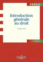 Introduction g�n�rale au droit