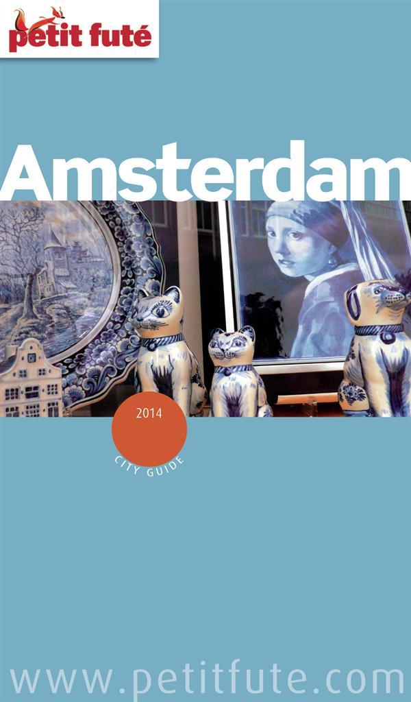 Collectif Petit Fute Amsterdam (édition 2014)