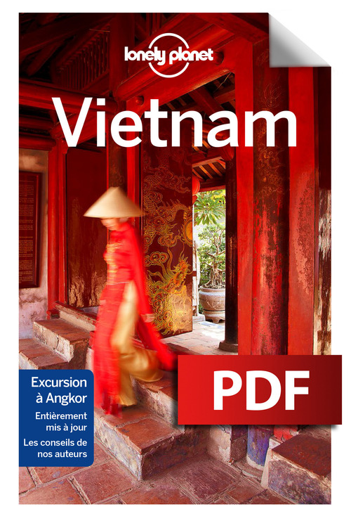 LONELY PLANET Vietnam 12 ed