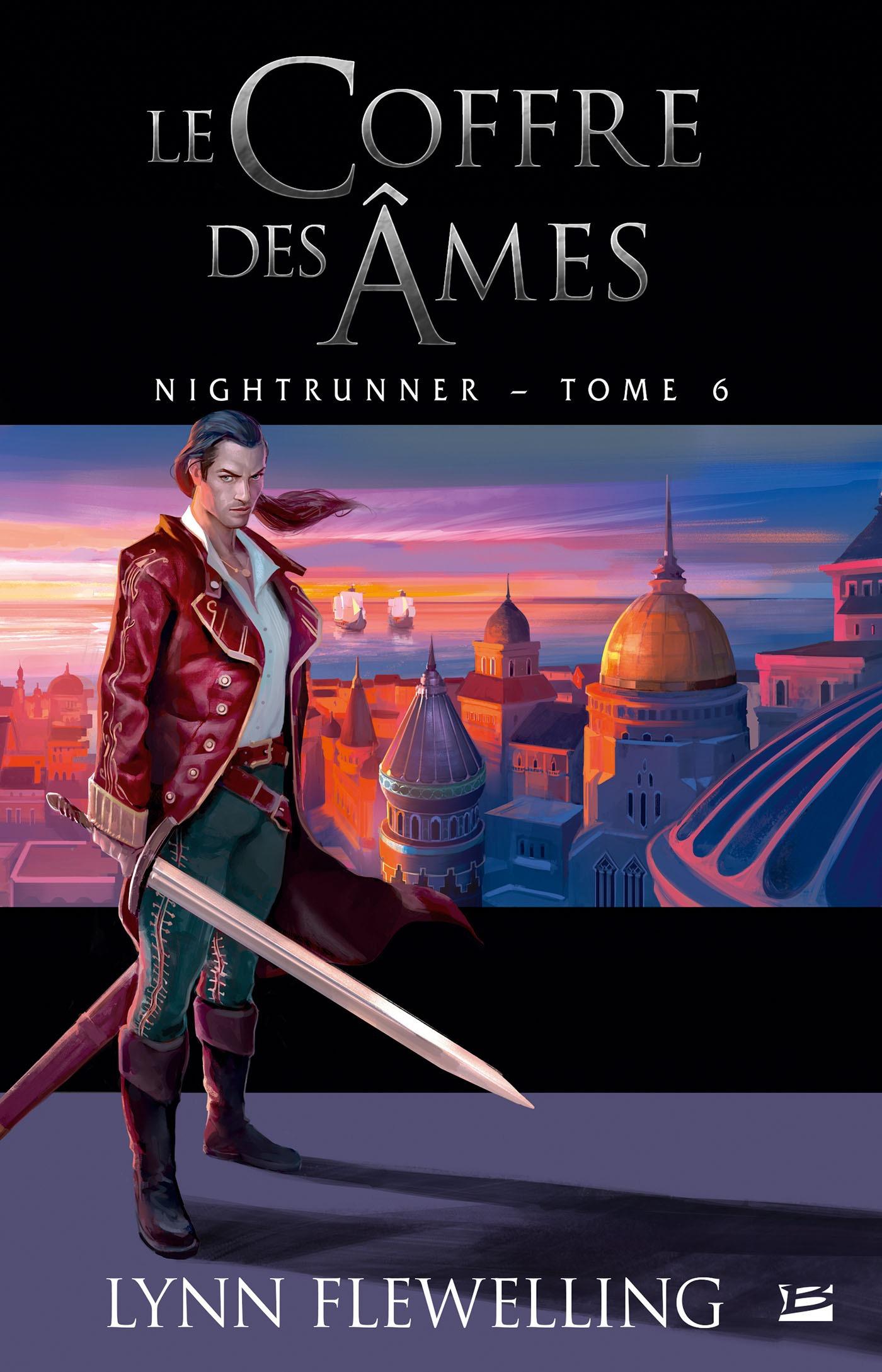 Nightrunner, T6 : Le Coffre Des Ames
