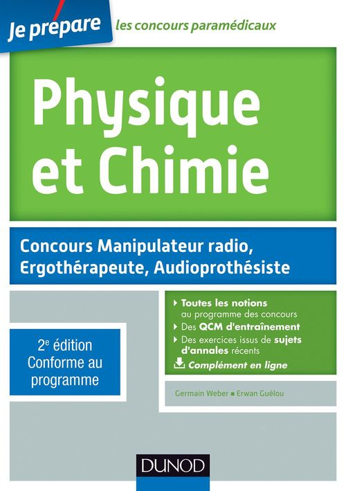 Physique et Chimie - 2e éd