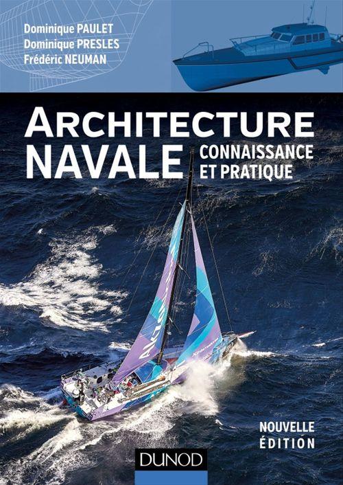 Dominique Paulet Architecture navale