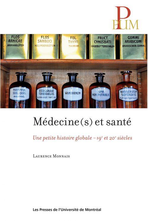 Laurence Monnais Médecine(s) et santé