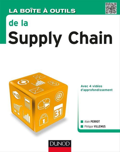 Philippe Villemus La boîte à outils de la supply chain