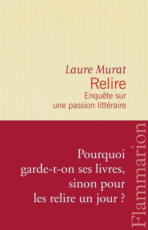 Laure Murat Relire