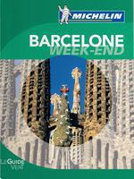 Barcelone Guide Vert Week-End Michelin  2012-2013