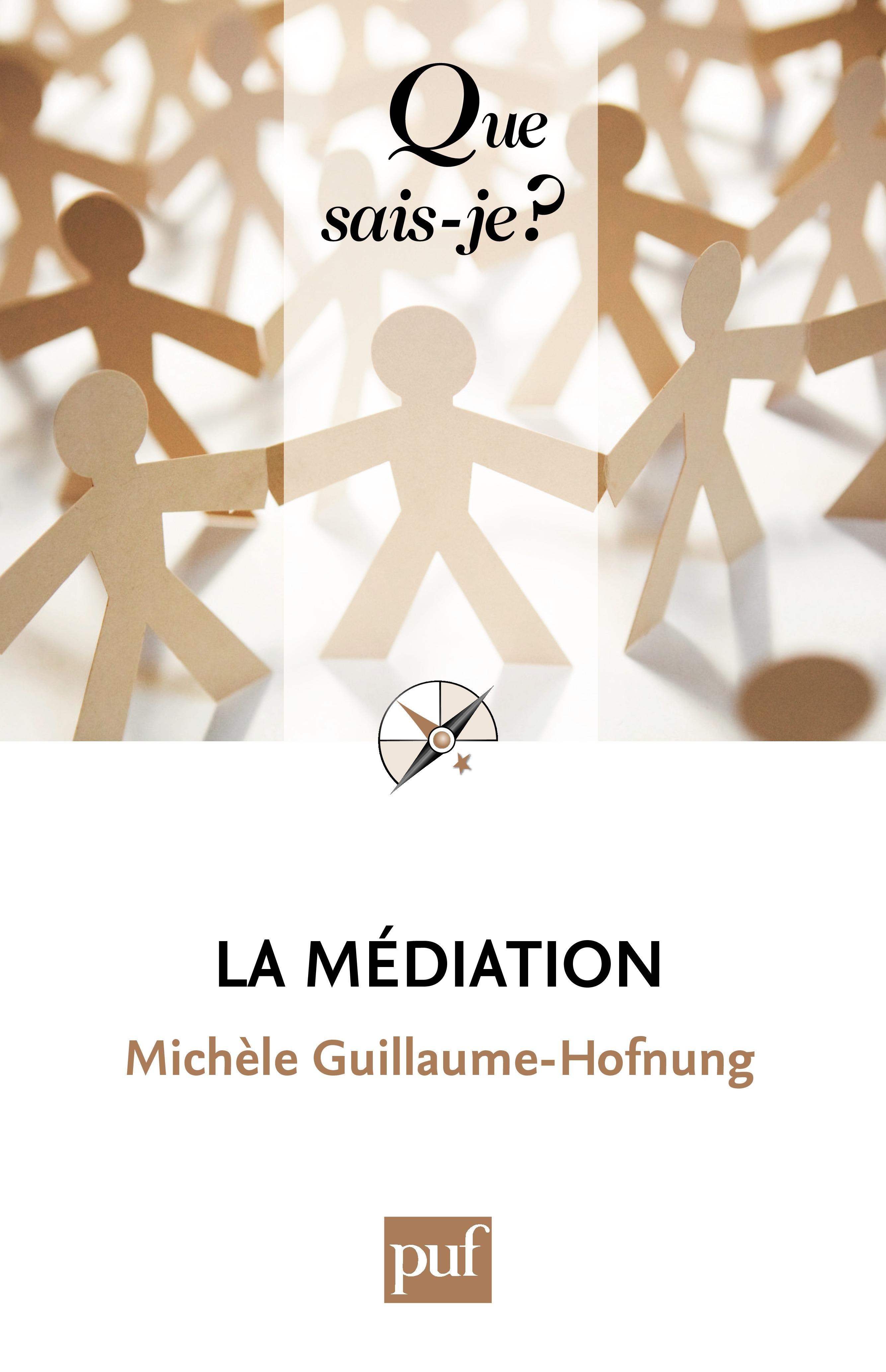 Michèle Guillaume-Hofnung La médiation