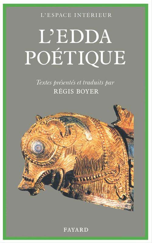 Collectif L'Edda poétique