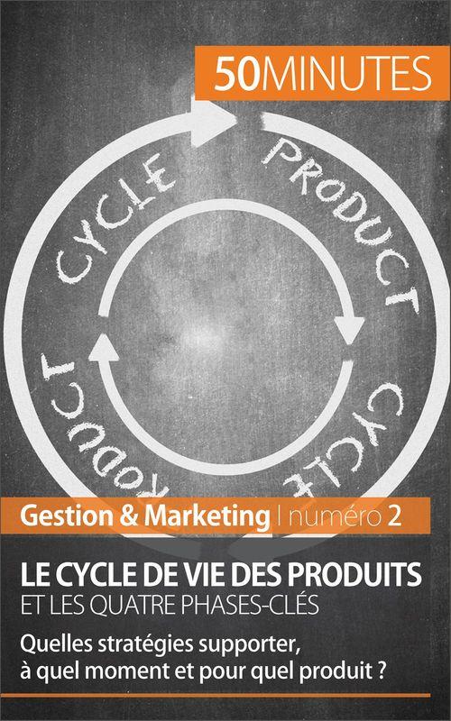 50 minutes Le cycle de vie des produits et les quatre phases-clés