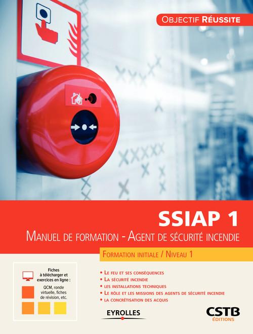 Romuald Avenel SSIAP 1