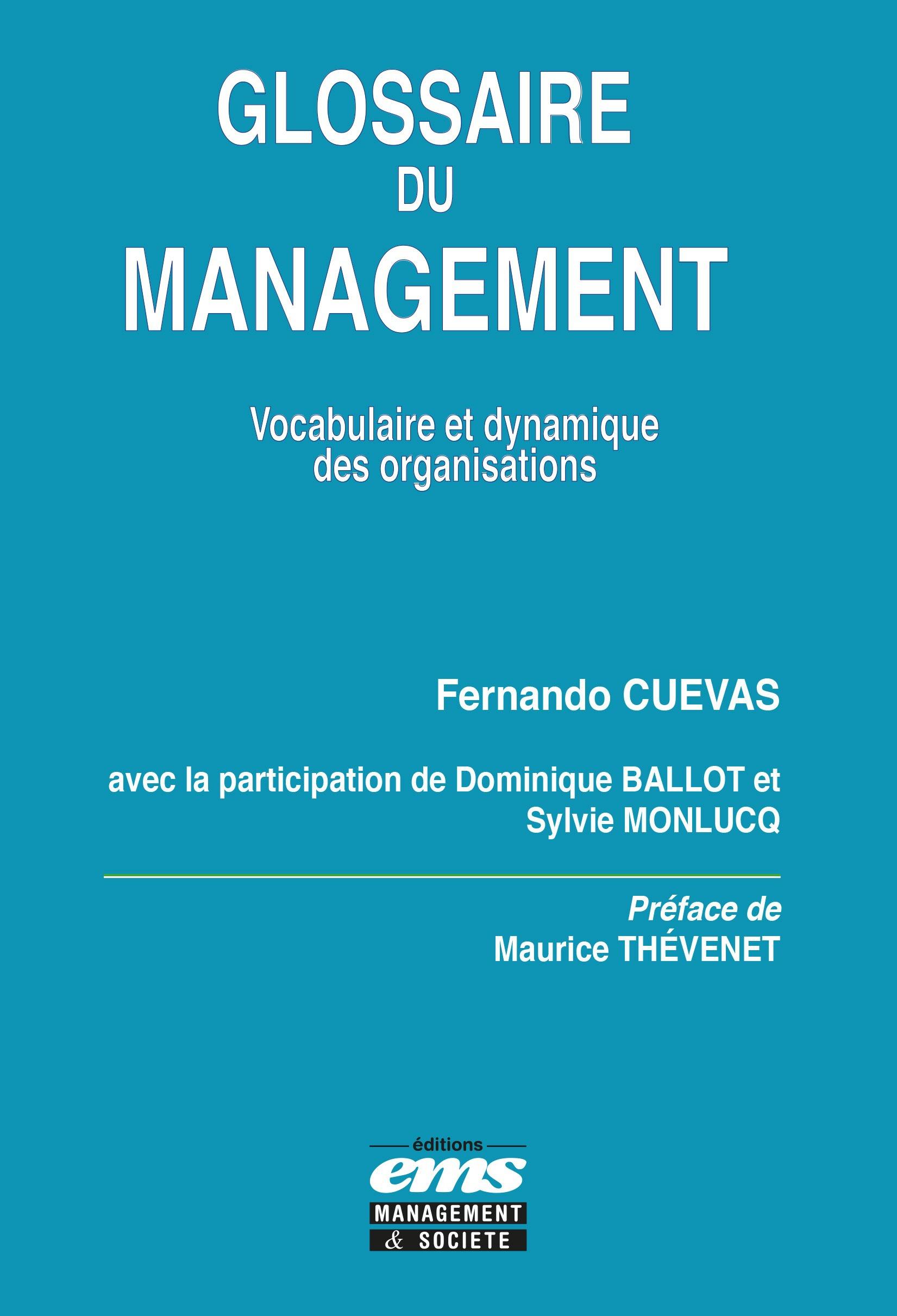 Fernando Cuevas Glossaire du management