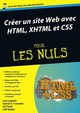 Cr�er un site web avec html, xhtml et css pour les nuls