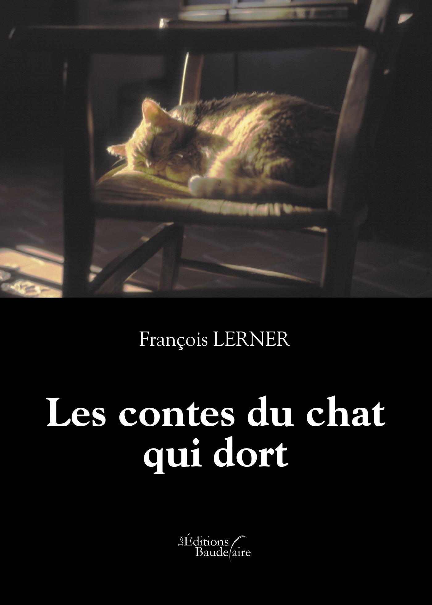 François Lerner Les contes du chat qui dort
