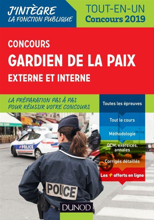 Benoît Priet Concours Gardien de la paix - 2019