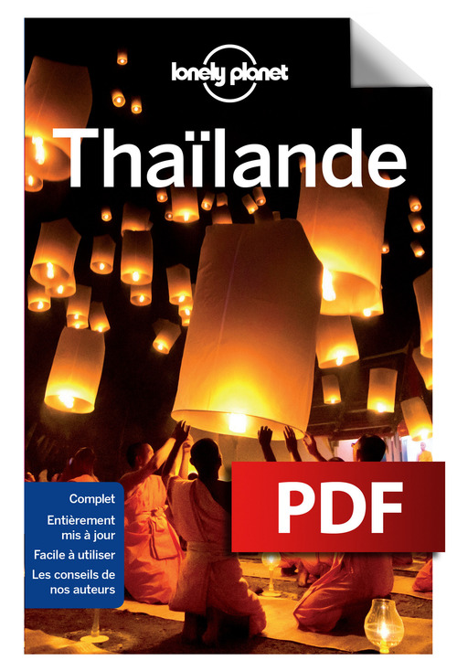 LONELY PLANET Thaïlande 12ed